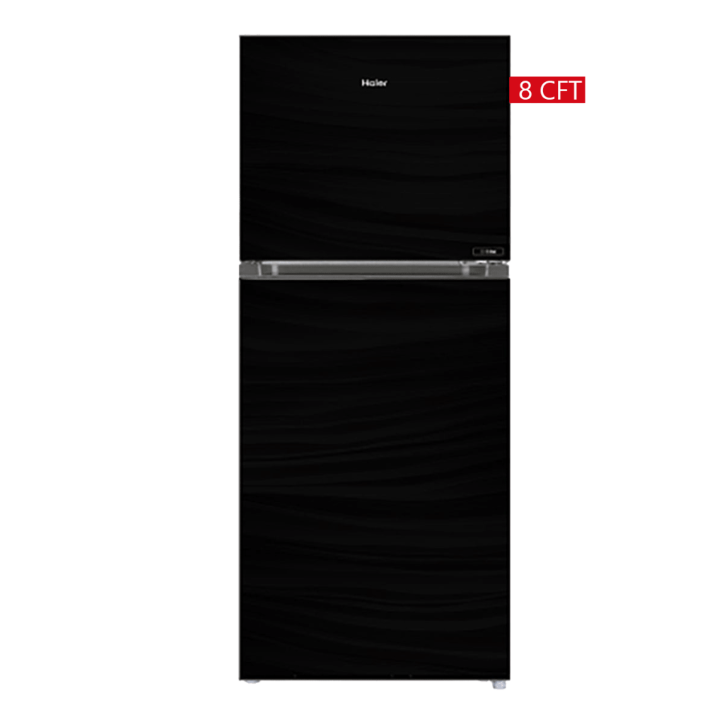 Haier Glass Door Refrigerator
