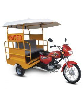 United US-100 CC (Motorcycle Rickshaw) Without Registration