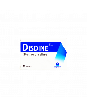 Jenpharm Disdine tablet 5 mg 10's