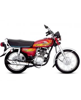 United US-125 CC (Without Registration)