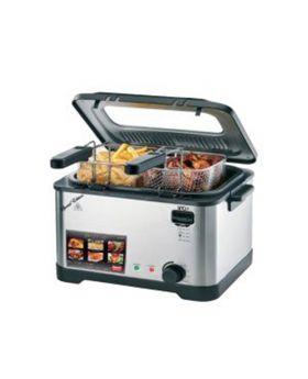 Sinbo Premium Deep Fryer Double 4Ltr SDF-3830