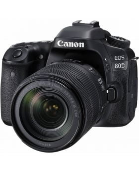 Canon EOS 80D 18-135 IS USM