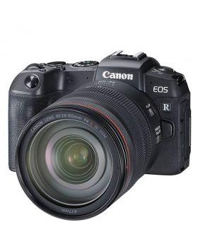 Canon EOS R 24-105mm + Adaptor + EF 85mm 1.8