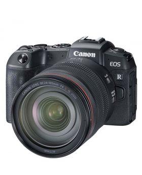 Canon EOS RP 24-105mm + Adaptor