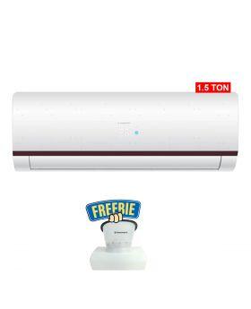 Haier HSU-18HFME 1.5 Ton DC Inverter Air Conditioner +  Westpoint Facial Steamer WF-614