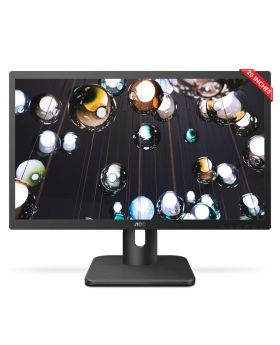 "AOC LED 20"" 20E1H (5ms, 60Hz, TN Pannel, 1600x900, Audio Output, VGA & HDMI Input, Vesa Mount)"