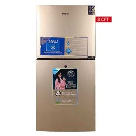 Haier Refrigerator HRF-216 EBS/EBD-Golden