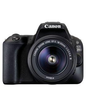 Canon EOS 200D 18-55 DCIII