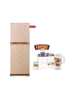 Orient Refrigerator Snow 260 Liters + National 3 In 1 Juicer, Blender & Dry Mill SP-178-J