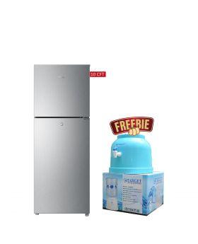 Haier HRF-276 EBS/EBD Refrigerator Without Handle + Target Water Dispenser