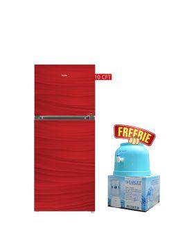 Haier Glass Door Refrigerator HRF-276 EPR/EPB/EPC Without Handle + Target Water Dispenser