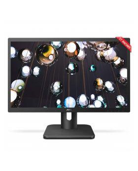 """AOC LED 27"""" 27E1H (5ms, FHD 1920 x 1080, 60 Hz, HDMI 1.4, VGA 1 Input Vesa Mount)"""