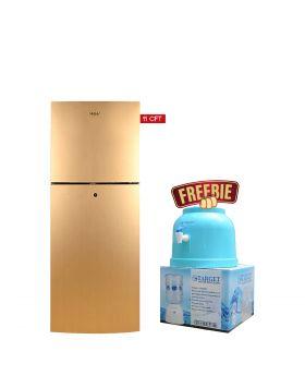 Haier HRF 306 EBS/EBD Refrigerator Without Handle + Target Water Dispenser