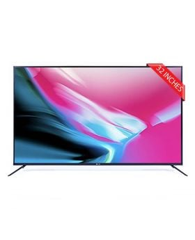 "Multynet SE100 32"" Aluminium Bezel Android TV"