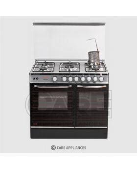 Care Cooking Range 345 Deep Fryer Crystal Top