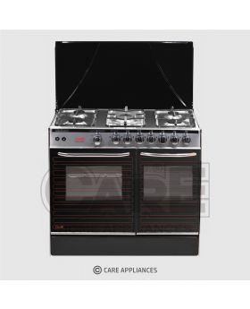 Care Cooking Range 345 Plus Metal top