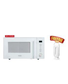 Haier Microwave Oven HGN-38100EGW + DP LED light