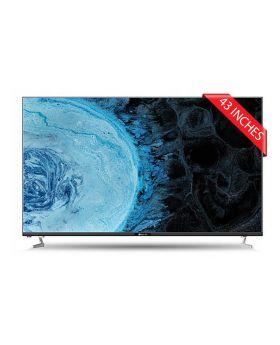 "Multynet SE100 43"" inch Bezel-less Android TV"