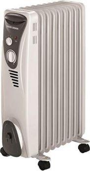 Black & Decker Oil Radiator Heater OR07