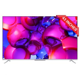 TCL 4K android smart led tv 43P715