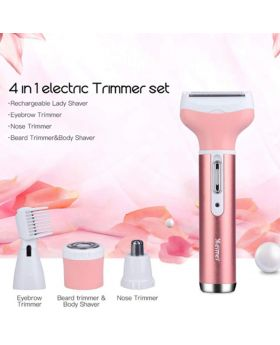4 in 1 Electric Trimmer Set