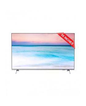 "Philips 6600 series, 55"" 4K UHD LED Smart TV 4k 55PUT6654_98"