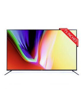 "Multynet SE100 75"" inch LED TV"