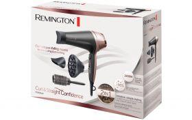 Remington Hair dryer D5706 Curl & Straight Confidence