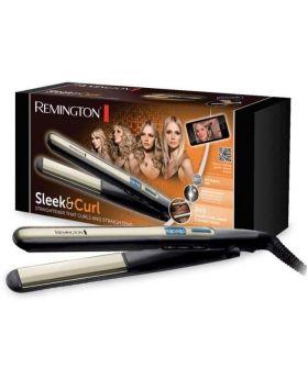 Remington curly hair straightener - S6500