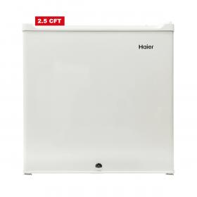Haier Single Door Refrigerator HR-62WL White 52 Liter
