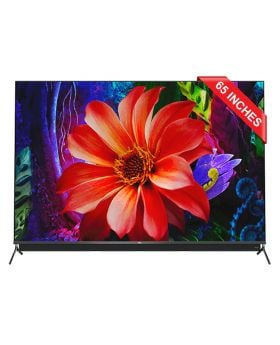 TCL 65'' inch android QLED TV C8