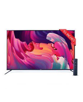 "Multynet SE100 65"" inch Aluminium Bezel 4K LED TV"