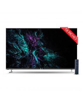 """Multynet SE100 58"""" inch Bezel-less 4K LED TV"""
