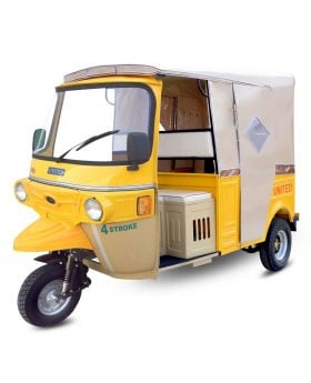 United US-200 CC (Rickshaw 6- Seat Closed Body) Without Registration