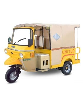 United US-200 CC (Rickshaw 6- Seat Open Body) Without Registration