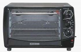 Black & Decker Oven Toaster TRO50