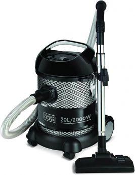 Black & Decker Drum Vacuum Cleaner BV2000