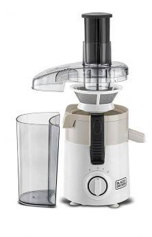 Black & Decker Extractor  Juice JE250