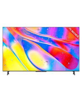"TCL 75"" C725 QLED TV"