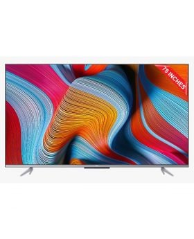 """TCL 75"""" P725 UHD Android TV"""