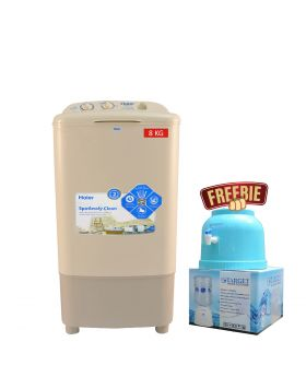 Haier W/M HWM-8035 + Target Water Dispenser