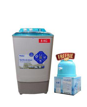 Haier Washing Machine HWM-8060 + Target Water Dispenser