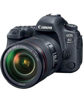 Canon EOS 6D Mark II 24-105L IS II