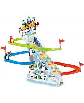 Penguin Track Racer