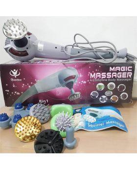 8 In 1 Magic Massager Complete Body Massage Unisex