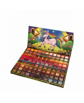 Huda Beauty Unicorn Design 99/Colours Eye shadow Palette