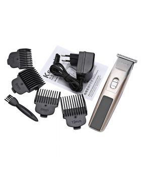 Kemei KM-2158 Rechargeable Hair Clipper Trimmer