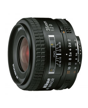 Nikkor Lens AF NIKKOR 35mm F2D