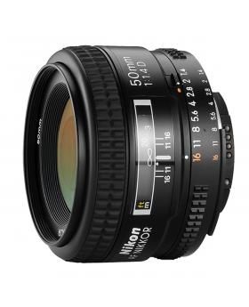 Nikkor Lens AF Nikkor 50mm F1.4D