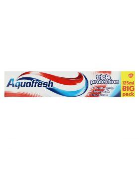 Aqua Fresh Toothpaste 125ml